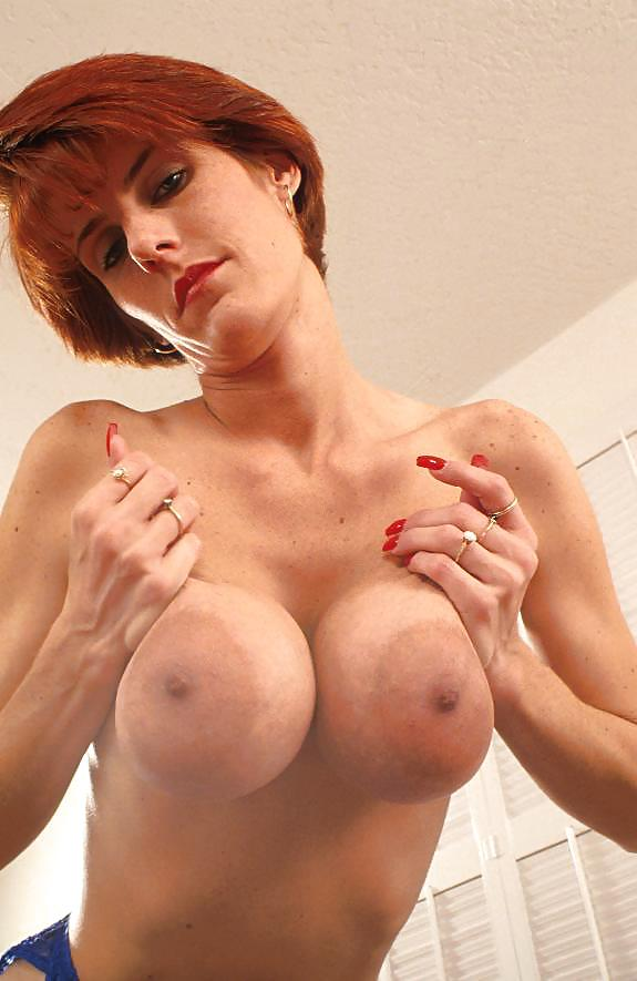 tits Mature huge ladies with