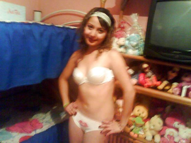 Morrita se me deznuda por wedcam en privado - 4 2