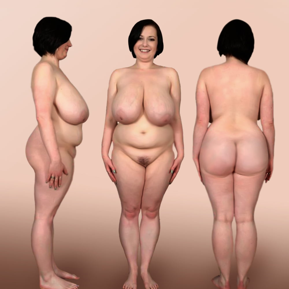 Naked Women In The Body