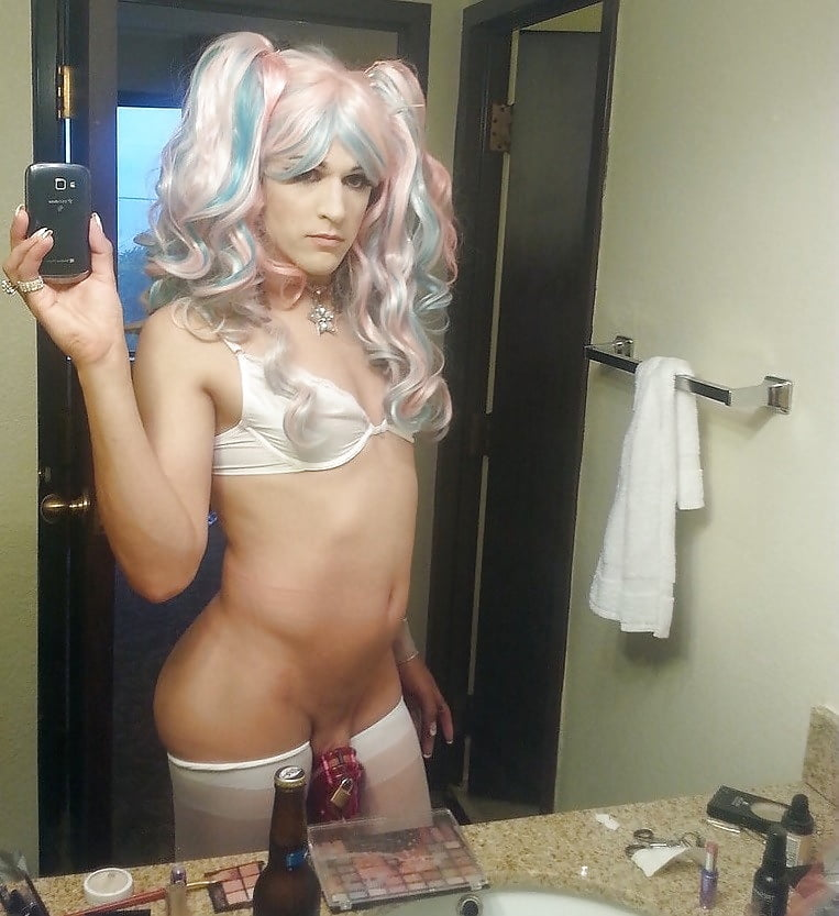 training Sissy submission