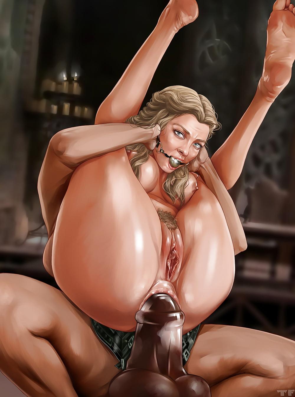 Арт порно играм
