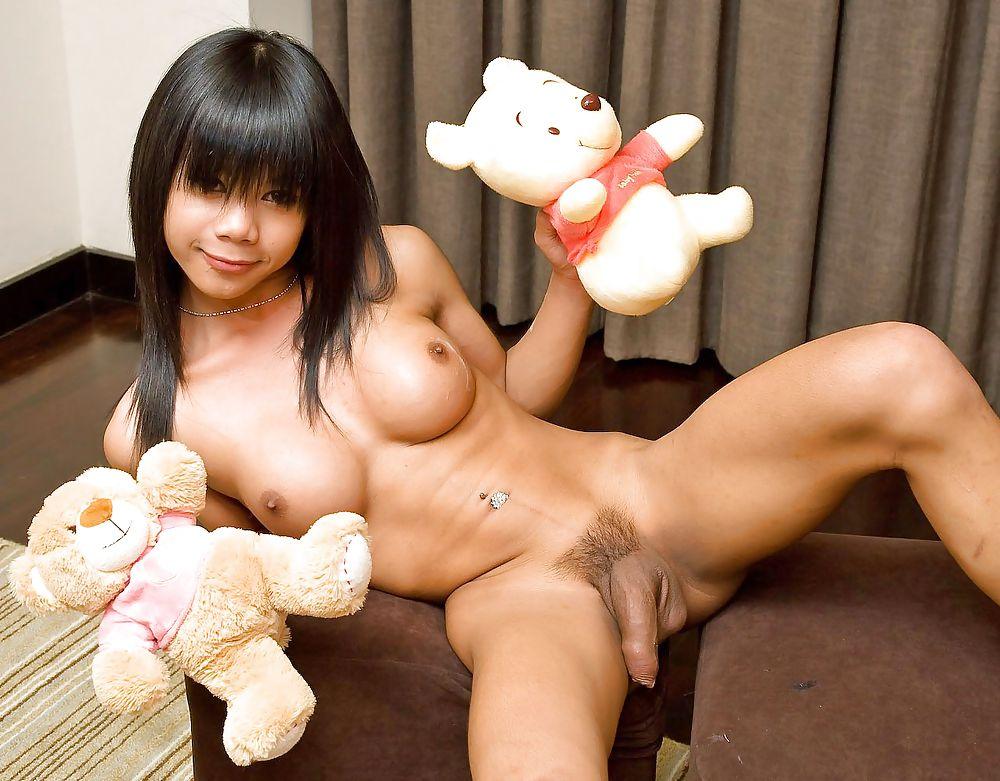 Секс с тайскими трансами смотреть голые