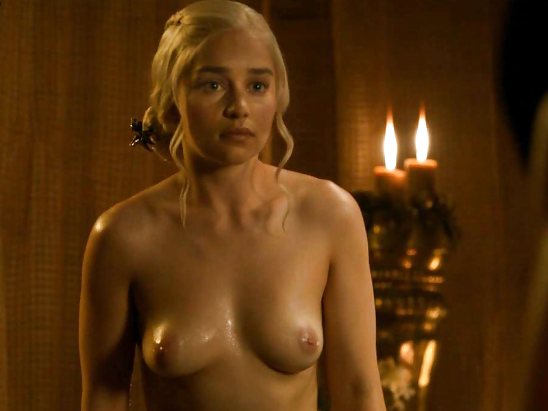 Khaleesi Nude
