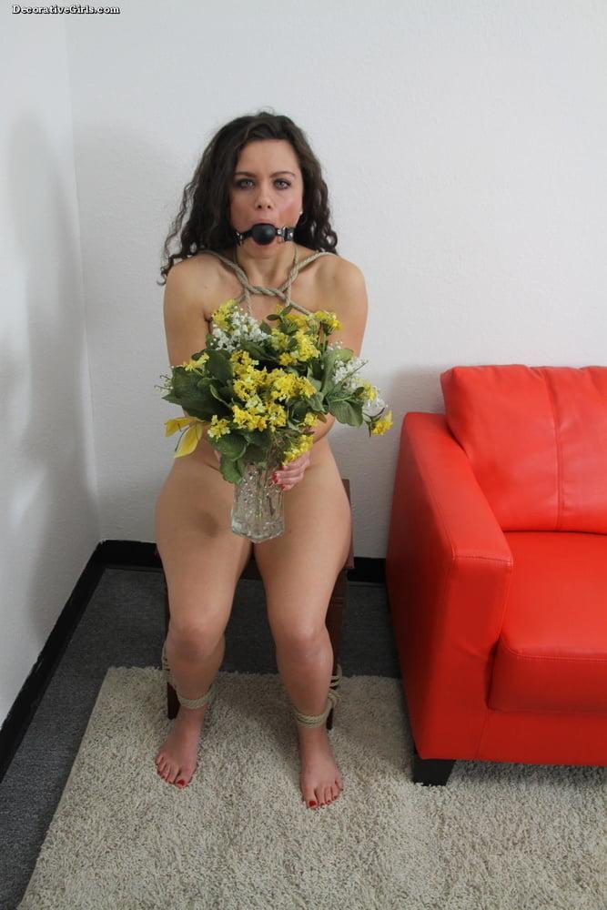 Lesbian bondage public-2066