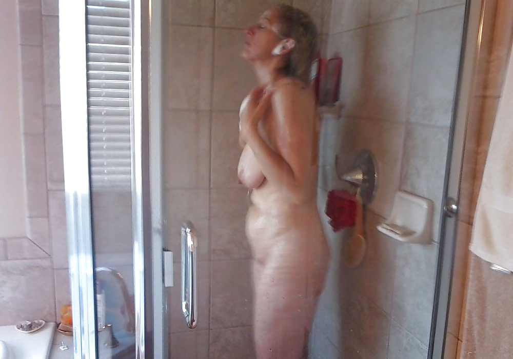 German Big Tits Masturbation