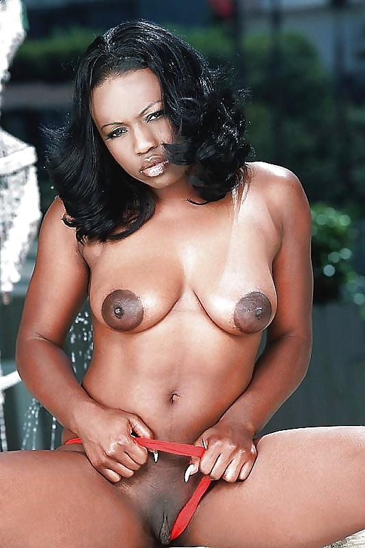Nipples of black women-1018