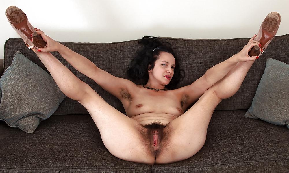 Spread Legs Wide Open Creampie