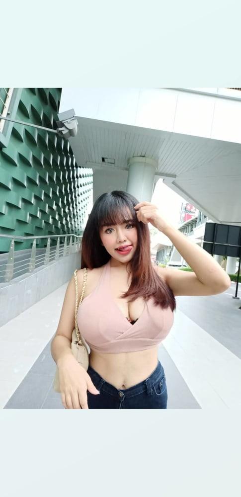 Little asian body HUGE JUGGS- 36 Pics