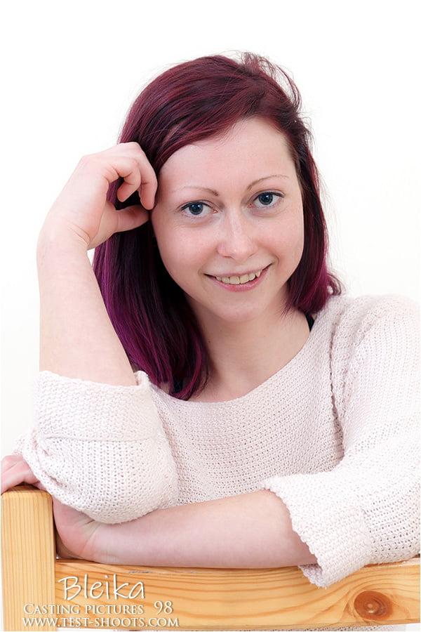 Teen lesbian redhead