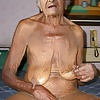Sagging breasts granny women excite me 8