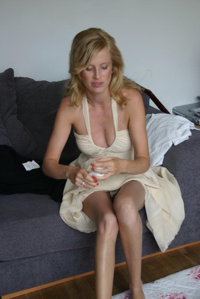 Euro Wife - Pregnant- 57 Pics