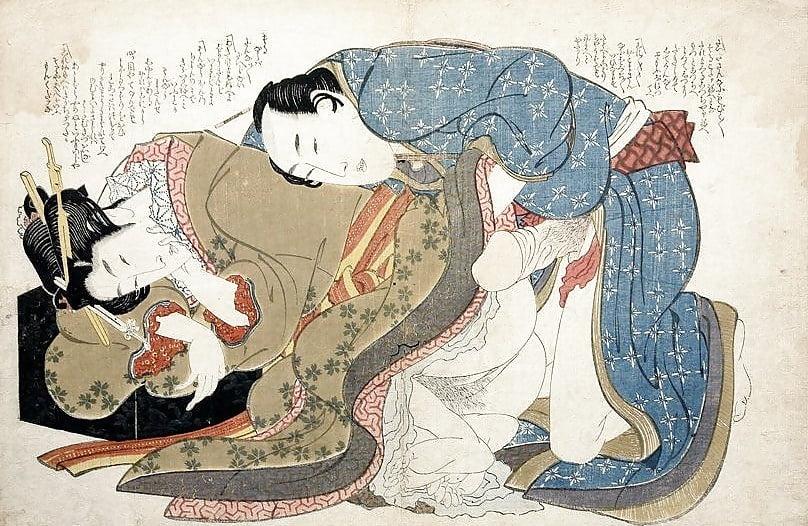 Японские миниатюры эротика
