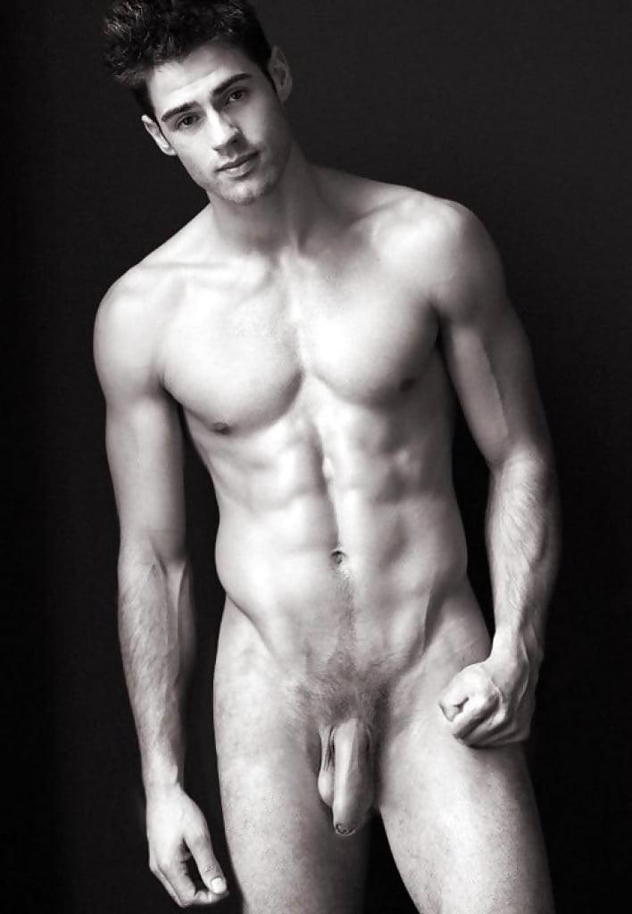 Hot nude male model pics