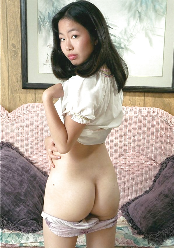 Lil asian ass