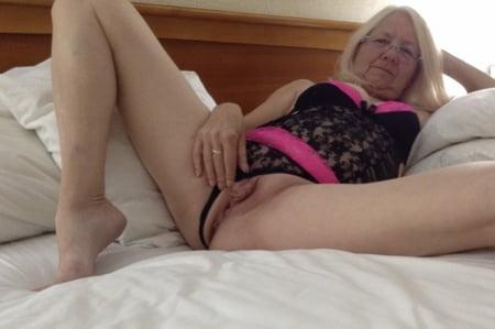 porn Desperate granny