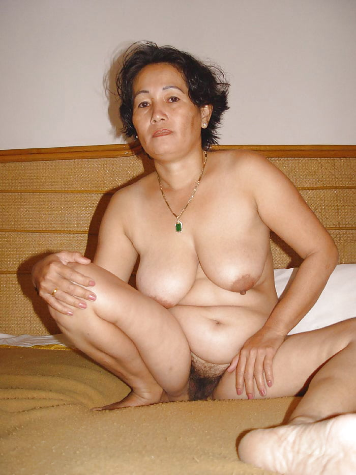 Naked shaved asian granny pic video mini