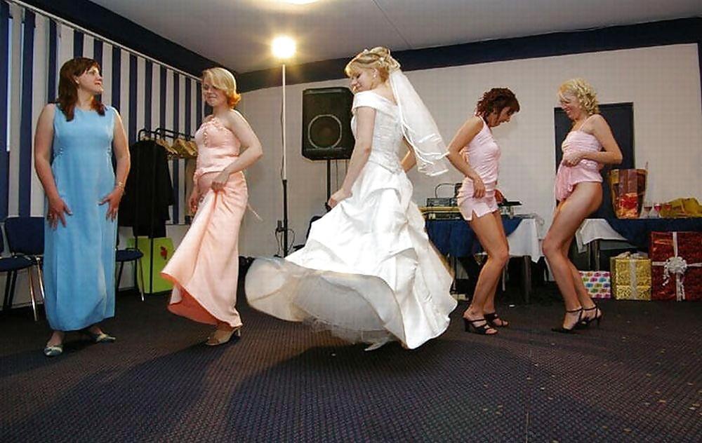 случайная эротика на свадьбе стал