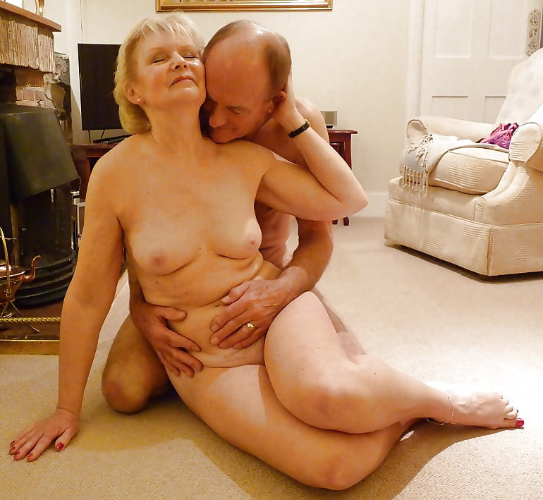 Couple senior sex