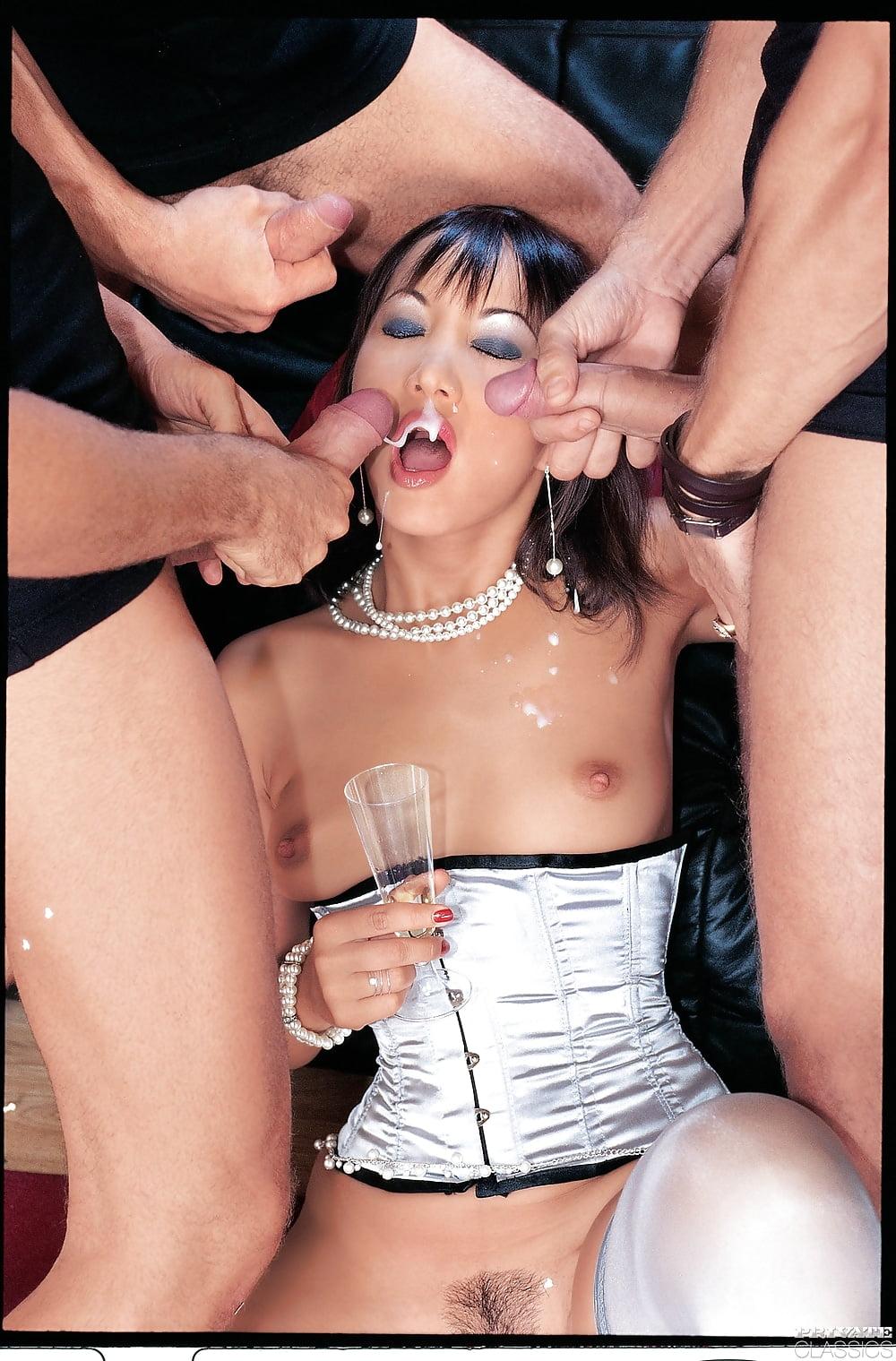 Порно звезда катсуми участвует в жестком групповом порно, фото волгоградских девчонок