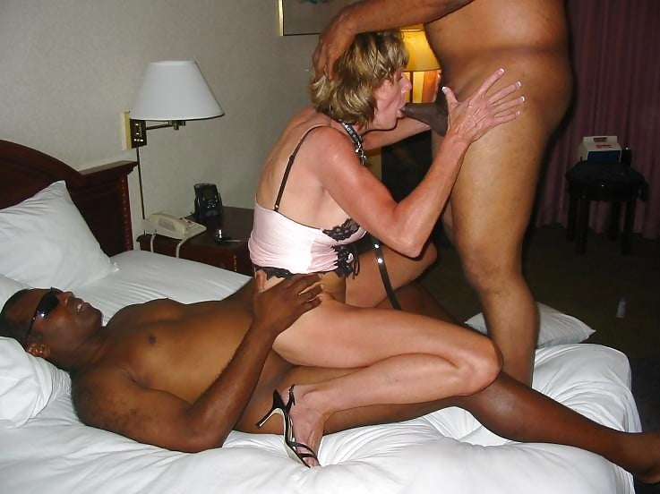 Amateur Wife Shared Hotel