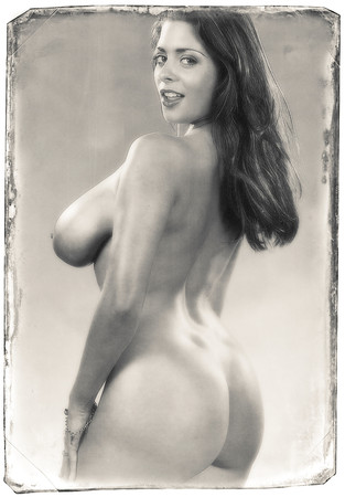 Nude Photo HQ Erotic black and white