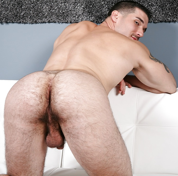 Hairy Ass And Balls