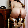 Sexy Hot! Young Hairy Teen Pussy