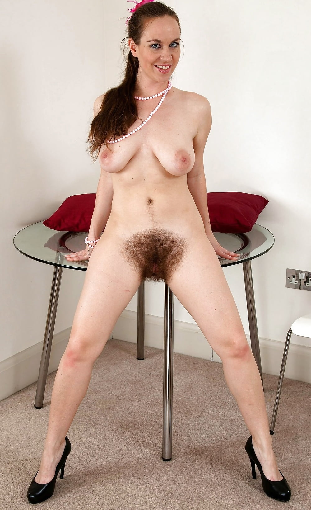 turner-standing-woman-nude-hairy-naked
