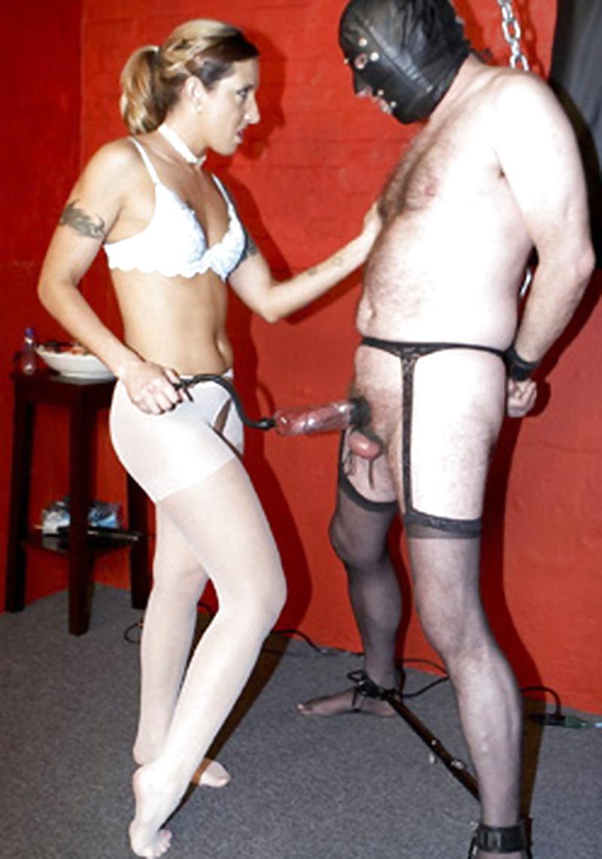 training Bdsm dominant male