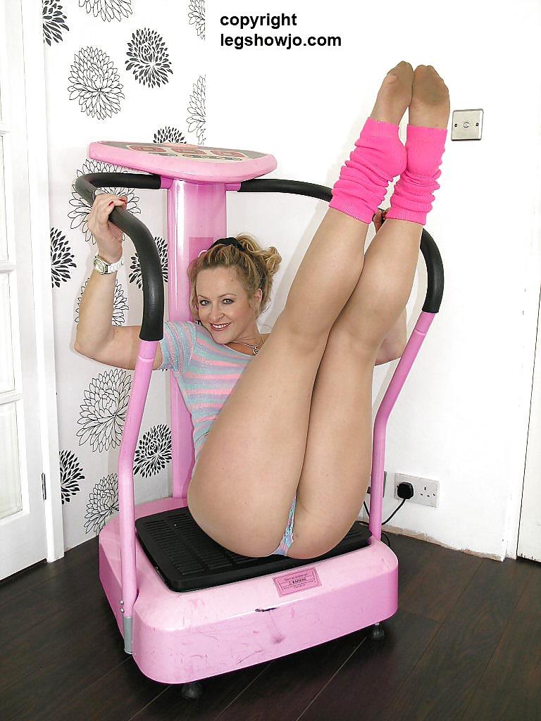 Leg show jo pantyhose