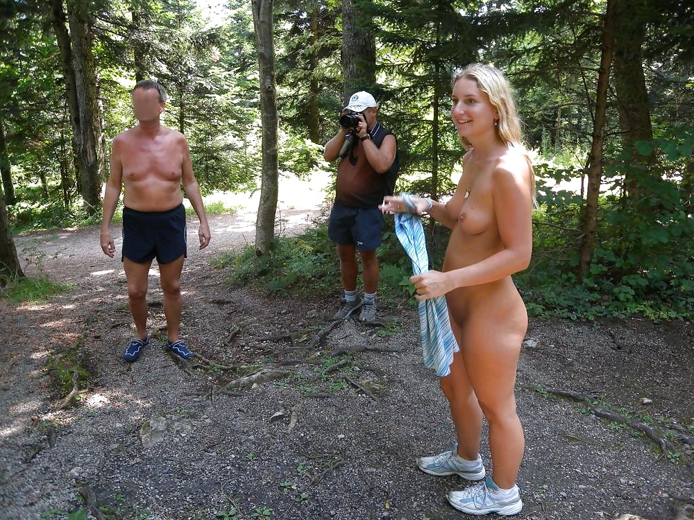 That necessary, Stories of hiking nude