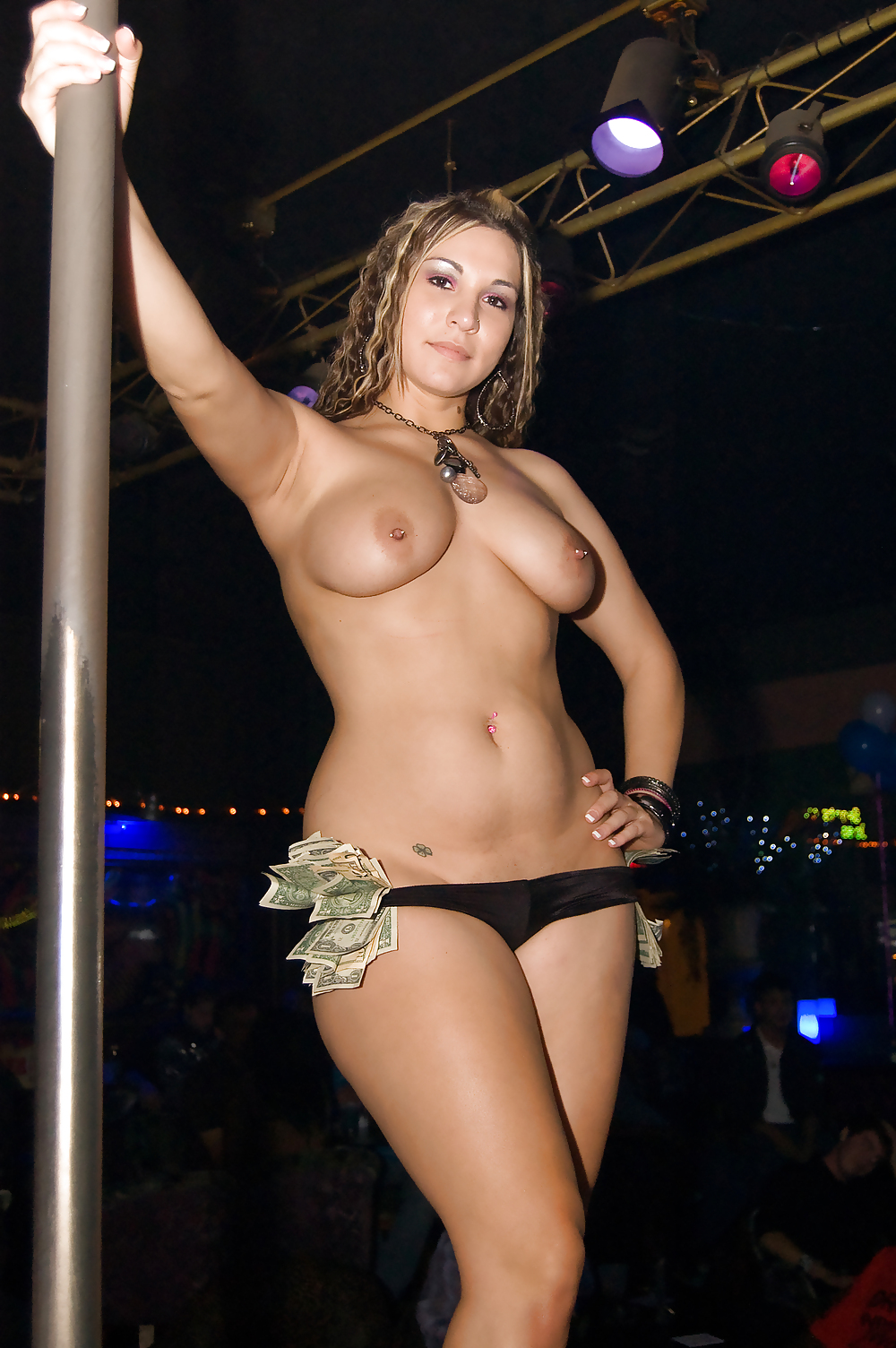 Hot stripper fucking