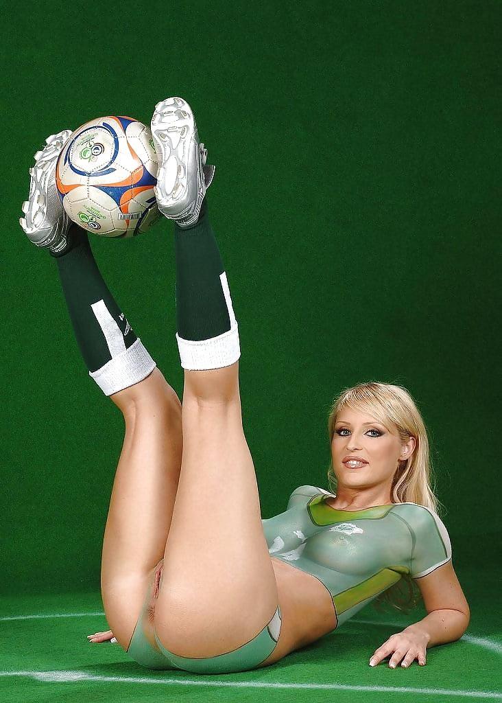 Soccer uniform porn pics, jaimy natural girl videos