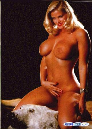 nipples Anna nicole smith