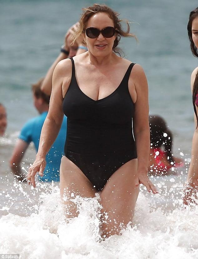 catherine bach bikini