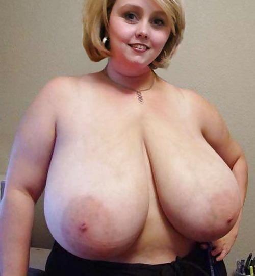 Red Head Big Tits Chubby