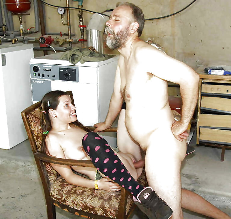 Redneck dad daughter fucking, assymetrical skirt