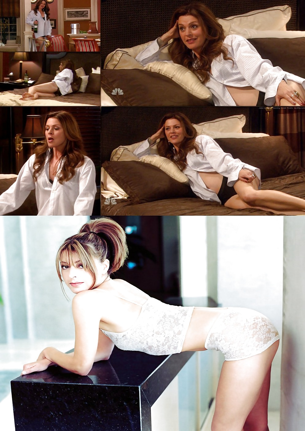 Hot in cleveland's jane leeves
