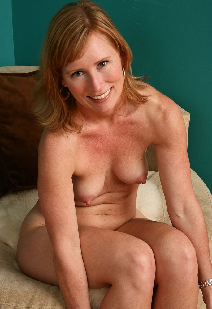 Over forty and nude