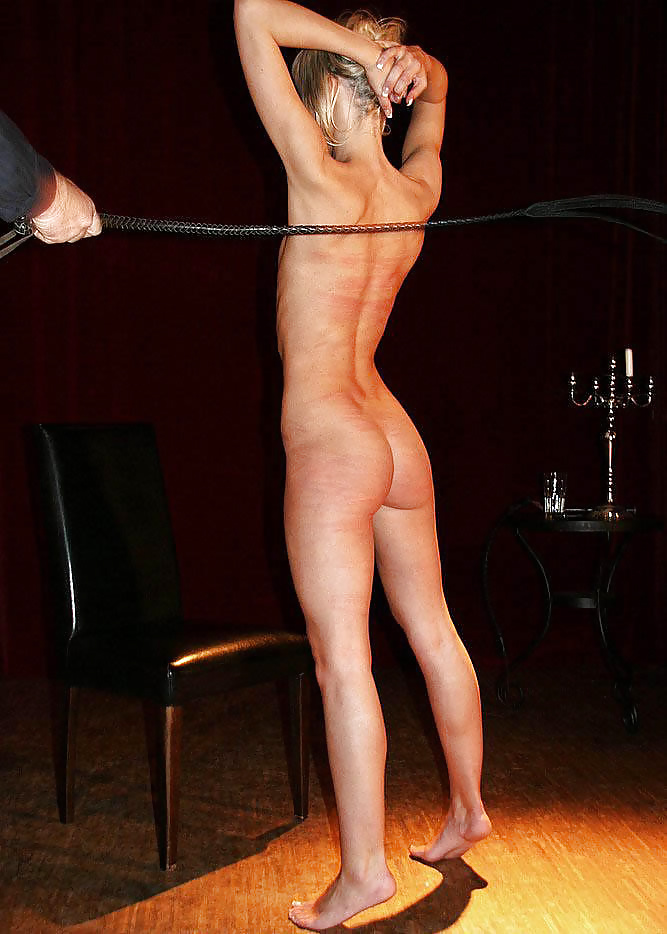 Tied up and whipped in public, prague erotic festival
