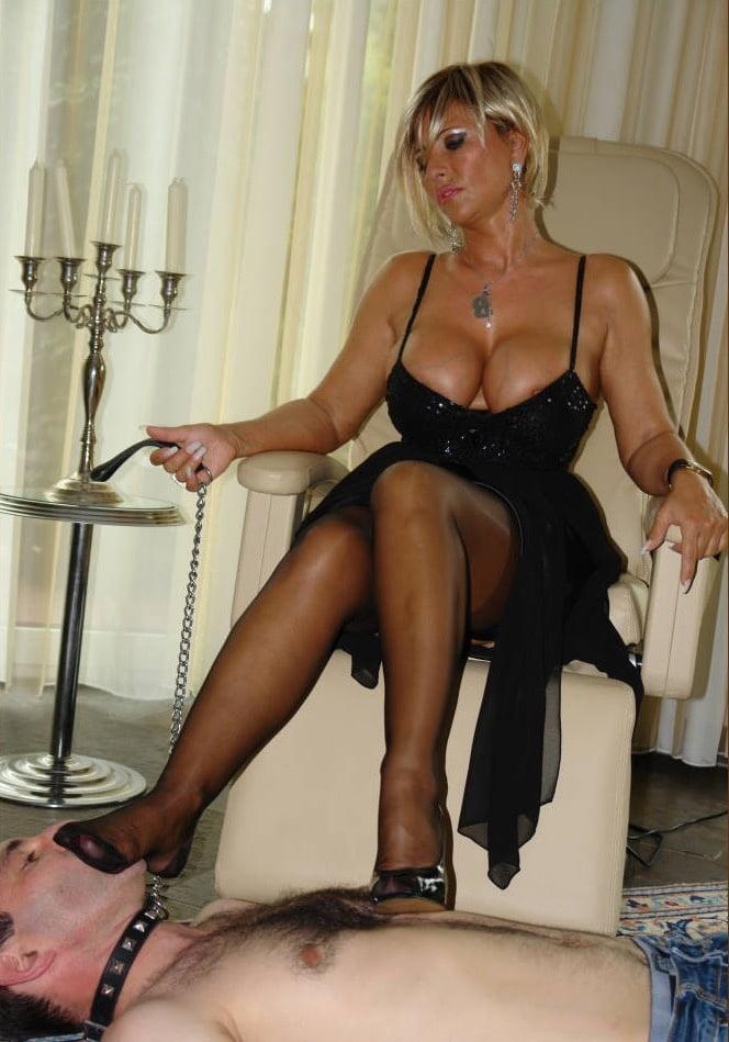 Lady barbara leg mistress