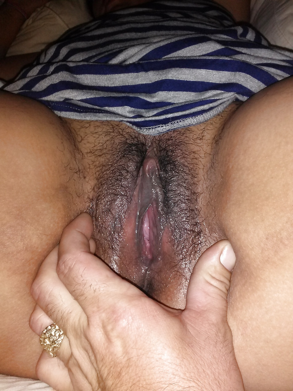 Wet pussy wife