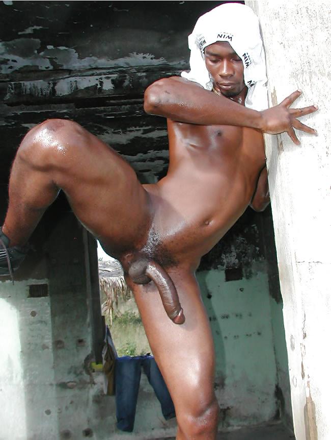 Gay ghana dick