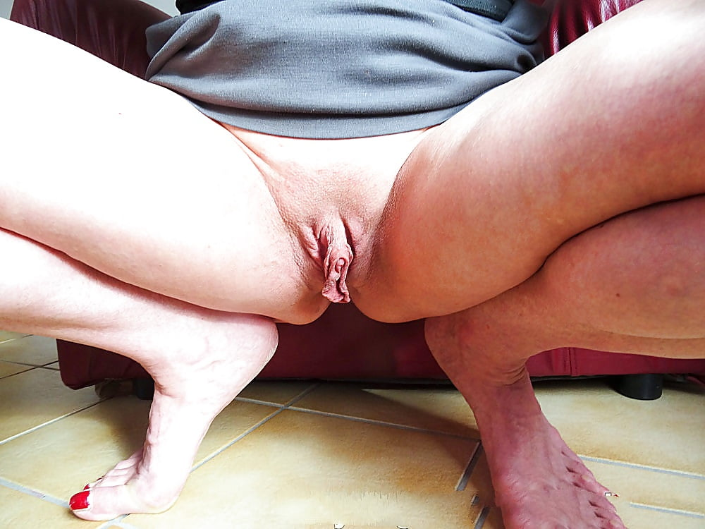 Большой клитор толстых — photo 8