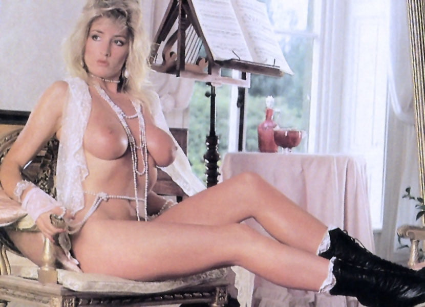 Celebrity big brother's samantha fox page three photos emerge with heather mills
