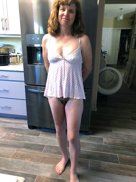Naked mother in law