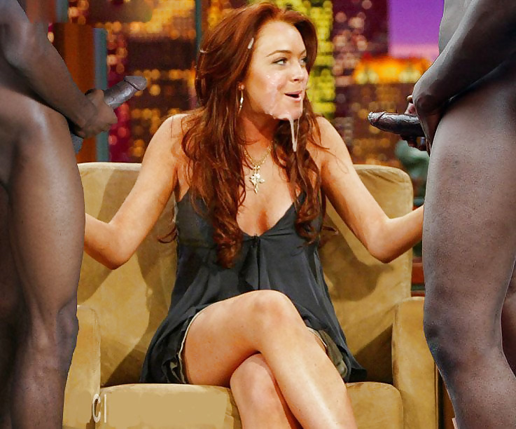 Guys, we might be close to getting mean girls tier lindsay lohan back
