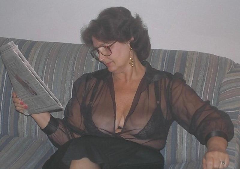 Mature nude vintage-5179