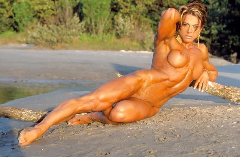 Mature nude fitness models
