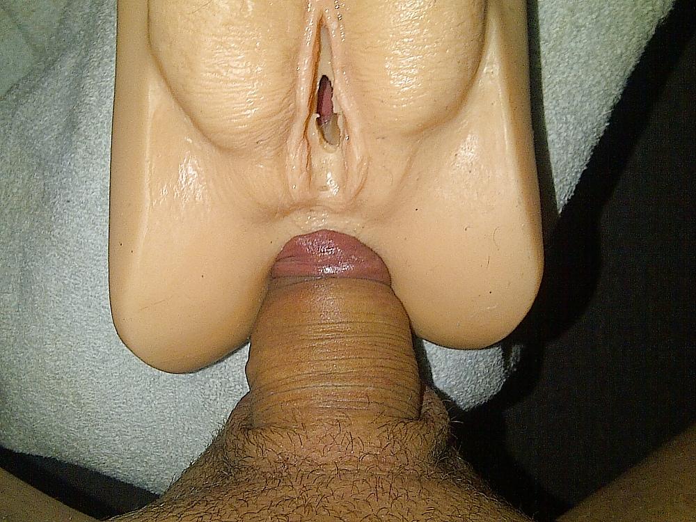 Bid dildo in nice pussy video